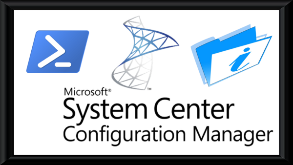 SCCM FolderDetail and PowerShell